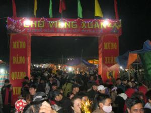 Hội chợ Viềng Nam Định