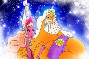 Zeus và Hera - Truyện cổ tích đặc sắc dành cho bé