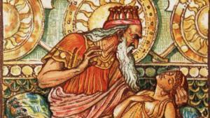 Vua Midas - Vị hoàng đế tai lừa