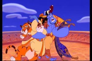Aladdin và cây đèn thần P10 - Truyện cổ tích thế giới chọn lọc