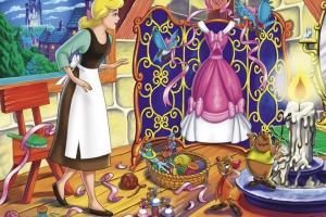 Cô bé lọ lem - Truyện cổ Grimm hay nhất