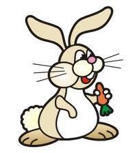 Bé Thỏ lém lỉnh