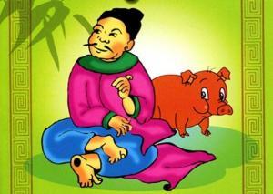 Trạng lợn xem bói - Kho tàng truyện cổ tích dân gian việt nam chọn lọc