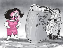 Truyện cười thú vị : Sợ vợ