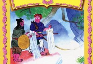 Truyện Người con hiếu thảo - Truyện cổ tích Việt Nam hay nhất