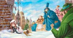 Thông điệp và ý nghĩa truyện Cô bé bán diêm - Truyện cổ Andecsen hay nhất