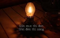 Giải thích thành ngữ Gần mực thì đen gần đèn thì sáng