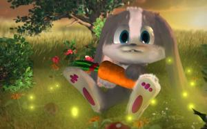 ôm cây đợi thỏ