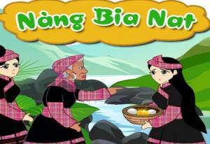 Nàng Bia Nát - Truyện cổ dân tộc người Ba Na