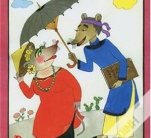 Đám cưới chuột - Kho tàng truyện cổ tích dân gian việt nam chọn lọc