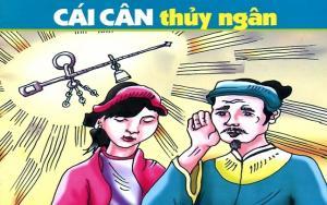 Truyện Cái cân thủy ngân - Truyện dân gian Việt Nam