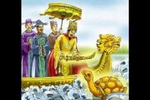 Sự tích Hồ Hoàn Kiếm - Truyện cổ tích thần kỳ đặc sắc