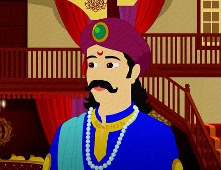 Truyện ông vua sầu muộn - Truyện cổ tích Thái Lan hay nhất