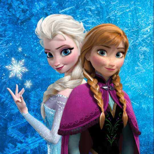 Công chúa Elsa và Anna - Truyện cổ tích thế giới hay nhất mọi thời đại