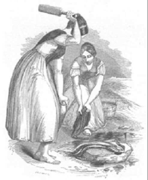Truyện Mụ ấy hư hỏng - Truyện cổ tích Andersen ý nghĩa nhất cho bé