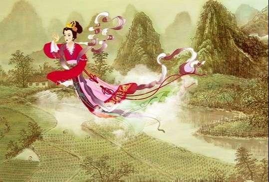Sự tích công chúa Liễu Hạnh