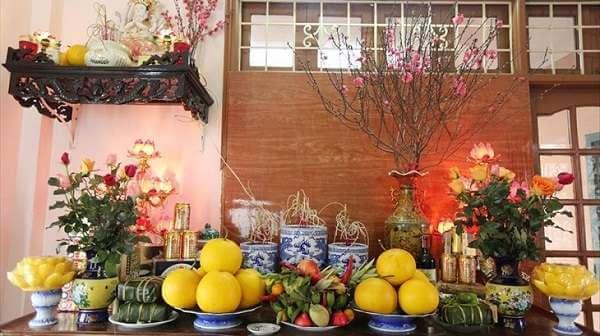 Sớ Khấn giao thừa trong nhà - Văn khấn cổ truyền Việt Nam chuẩn nhất