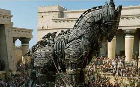 Con ngựa gỗ thành Troy