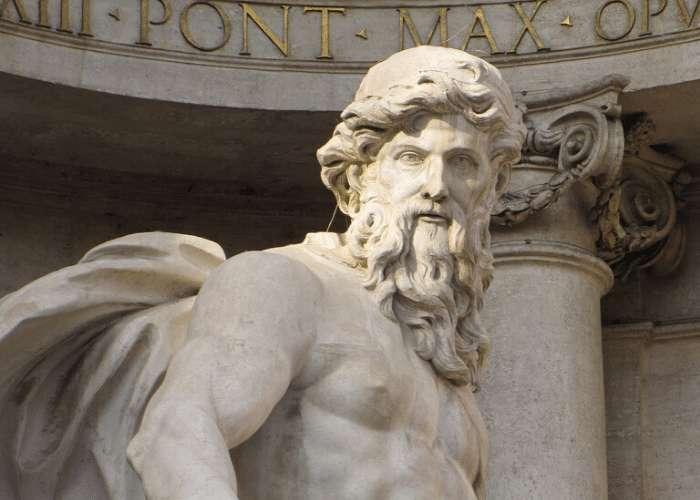 Uranus - Vị thần bầu trời | Thần Thoại Hy Lạp bản đầy đủ