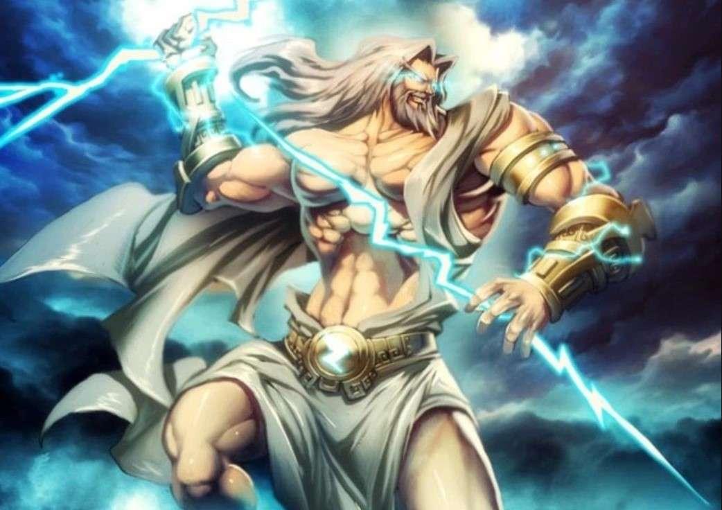 Thần Zeus - Vị thần tối cao trên đỉnh Olympia