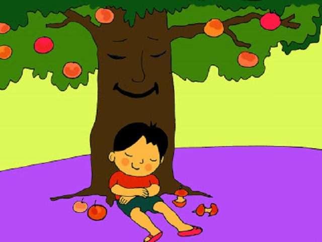 Cậu bé và cây táo - Truyện cổ tích đặc sắc nhất thế giới