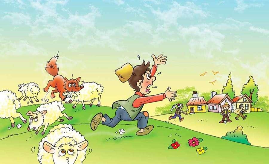 Chú bé chăn cừu và con cáo - Truyện cổ tích đặc sắc nhất việt nam