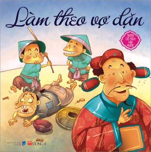Làm theo lời vợ dặn - Truyện cổ tích hài hước Việt Nam hay nhất