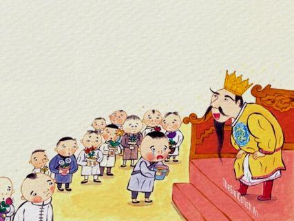 Truyện Chú bé thành thật - Truyện cổ tích Triều Tiên hay cho bé