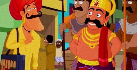 Truyện Ông vua và anh thợ giày - Truyện cổ tích Ấn Độ đặc sắc cho bé