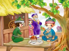 Sự tích trầu cau - Truyện Cổ Tích Thế Sự Hấp Dẫn Việt Nam
